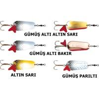 Dam Effzett Fz Original Kaşık Gümüş Altı Bakır 45 Mm - 16 Gr
