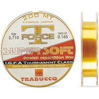 Trabucco Tournament Super Soft 200 Mt Misina 0,35 Mm 200 M