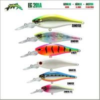 Strike Pro Eg-201 A 6Cm Suni Yem Sin013e