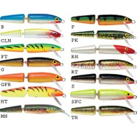 Rapala Jointed Suni Yem Ft J-9 / 9 Cm / Yüzen