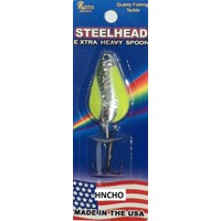 Steelhead Special Dövme Renkli Çizgili Kaşık Hbhps