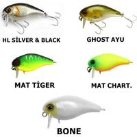 Jackall Chubby Ssr Maket Balık Hl Silver & Black