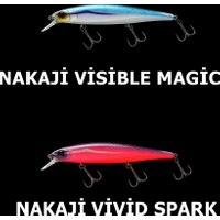 Jackall Mag Squad 115 F Suni Yem Nakaji Visible Magic