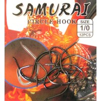 Samurai Circle Hook İğne No:2/0