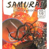 Samurai Circle Hook İğne No:1
