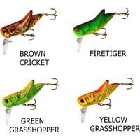Rebel Big Hopper Büyük Çekirge Suni Yem Y.Grasshopper