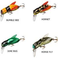 Rebel Bumble Bug Arı - Sinek Suni Yem Horse Fly