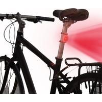 Nite Ize TwistLit LED Bisiklet Işığı-Kırmızı