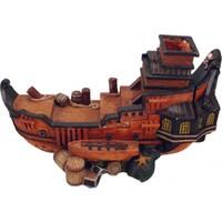 Chicos-Dekor Gemi İki Parçalı (38X11,5X20)