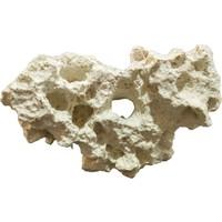 Chicos-Dekor Beyaz Delikli Taş (20,5X13X12)