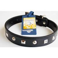 Eastland Metal İşlemeli Deri Köpek Tasması 50 Cm
