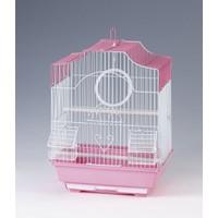 Qh Pet Cage Kuş Kafesi Karışık Renkli (30 X 23 X 39)