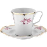 Kütahya Porselen Nil 29674 Desen Kahve Takımı