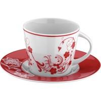 Mitterteich 8673 Desen Çay Fincanı Ve Tabağı