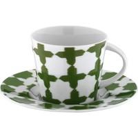 Mitterteich 8776 Desen Çay Fincanı Ve Tabağı