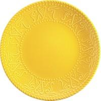 Naturaceram Sun Flower Servis Tabağı Sarı