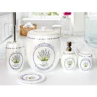 İrya Lavender Banyo Aksesuar Seti 5 Parça