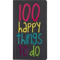 Soobe 100 Happy Things To Do Not Defteri