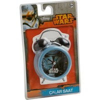 Disney Star Wars Metal Çalar Saat 3