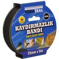 Vodaseal Kaydırmazlık Bandı 25Mmx15Mt - Siyah