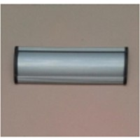 Passpano 8X25 Cm Alüminyum Comıbı 6301 Pazarlama Kapı İsimliği