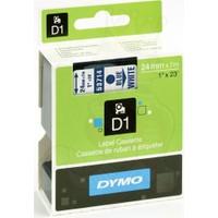 Dymo D1 Yedek Şerit 24mmx7mt Beyaz/Mavi (53714) S0720940