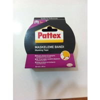 Pattex Maskeleme Bandı Beyaz 50mm*50m