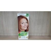Mm Beauty Bitkisel Saç Boyası Açık Kumral,Karamel M22