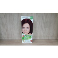 Mm Beauty Bitkisel Saç Boyası Koyu Kızıl M13