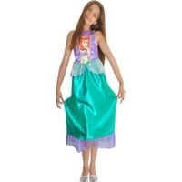 Disney Prenses Ariel Deniz Kızı Klasik Çocuk Kostümü