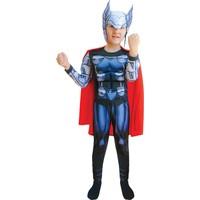 Disney Thor Çocuk Kostümü Lüx 7-9 Yaş