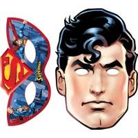 Hkostüm Superman Parti Maske