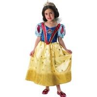 Rubies Pamuk Prenses Çocuk Kostüm 5-6 Yaş Glitter