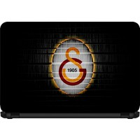 15.6 INC Notebook Sticker Galatasaray Arması
