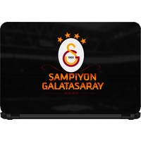 15.6 INC Notebook Sticker Şampiyon Galatasaray