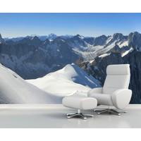 Fransa Alpler Duvar Sticker 250x250cm