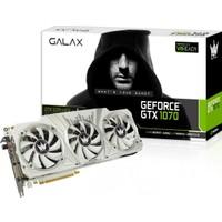 Galax Nvidia GeForce GTX 1070 HOF 8GB 256Bit GDDR5 (DX12) PCI-E 3.0 Ekran Kartı 70NSH6DHL2SH