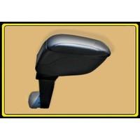 Omsa 2005609 DACIA SANDERO 2013 Kol Dayama Alt Profil Üst Suni Deri-Sürgülü Model ve Siyah Renktir. 2013 Sonrası Alt - Üst 2 Parça