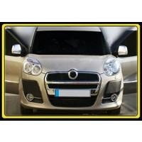 Omsa 2524112 FIAT DOBLO Ayna Kapağı 2010-2014 ABS Plastik- 2010-2014 2 Parça