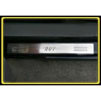 Omsa 5706091 PEUGEOT 207 Kapı Eşiği 2006 ve Sonrası 4 Parça