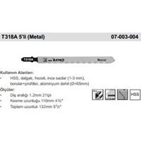 Rayko Dekupaj Bıcagı T318A 5'Lı (Metal)