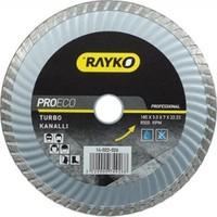 Rayko Elmas Testere 180*3,0*7*22 T.Kanallı Proeco