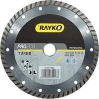 Rayko Elmas Testere 180*3,0*7*22,2 Turbo Proeco