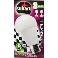 Subaru Zqsubaru 8W Sla100 Beyaz Led Ampul *100