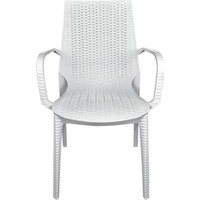 Plastıco Romans Rattan Kollu Sandalye