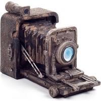 Decotown Nostaljik Fotoğraf Makinası Biblo