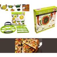 Original Boutique Pizza Ve Pasta Dilimleme Seti Perfect Slice