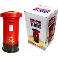 Original Boutique Posta Kutusu Şeklinde Kumbara Ve Gece Lambası