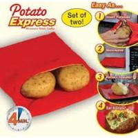 Original Boutique Potato Expres Kumpir Yapma Torbası (Sınırsız Kullanım)