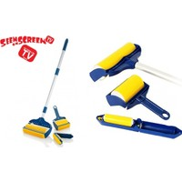 Original Boutique Yapışkanlı Temizlik Seti - Sticky Lint Roller